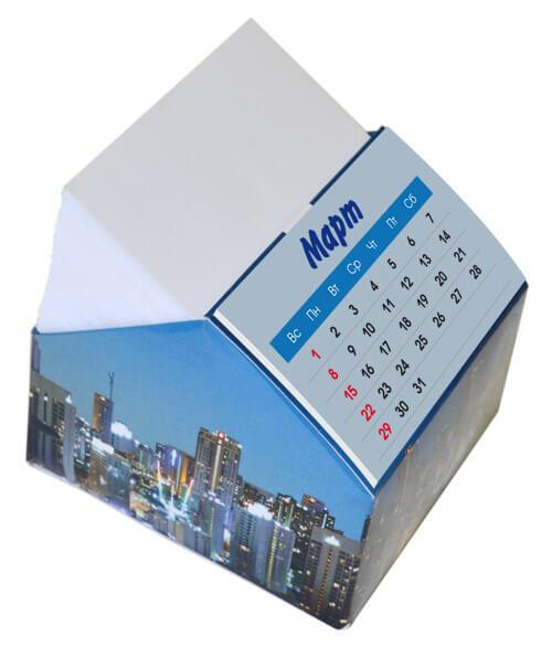 Бумага для записи в картонном боксе