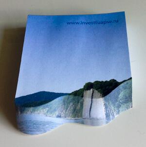 Фигурные блоки для записи